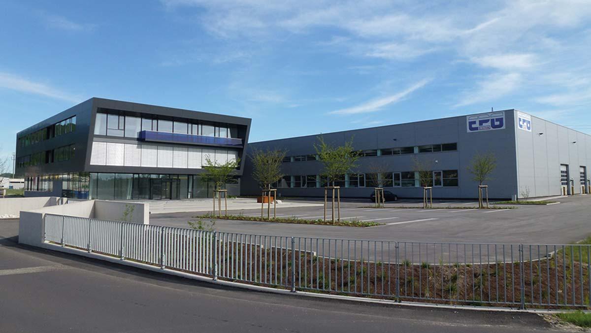 ERA Steyregg Firmengebäude