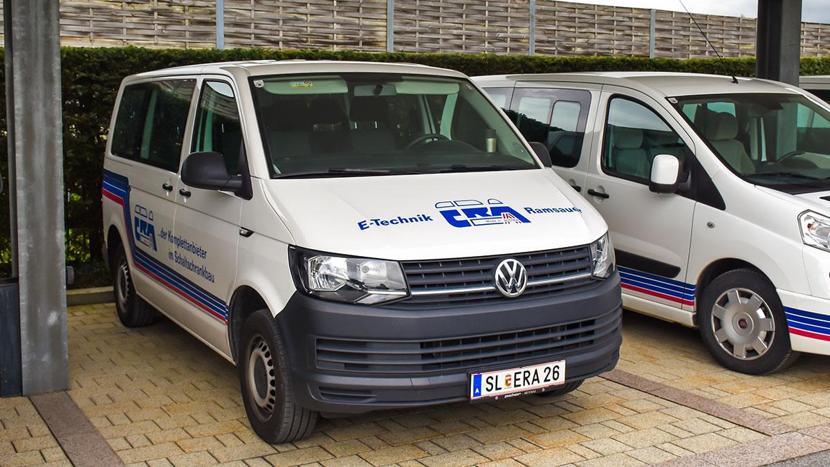 Personalbus für Lofer
